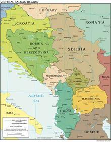 Balkan lande